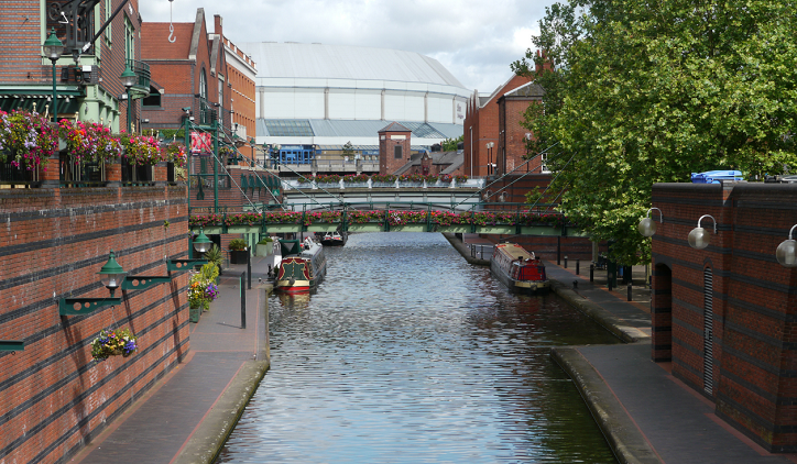 student events Birmingham