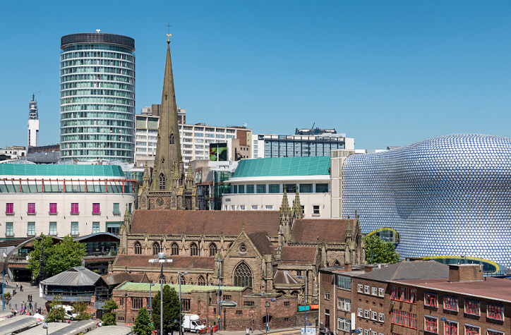 Birmingham city guide for students