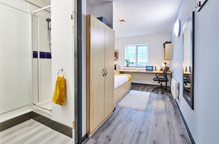 Is en-suite student accommodation a must?